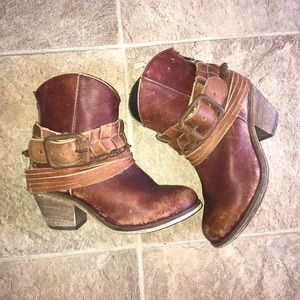 Corral Indie Spirit Ankle Boots
